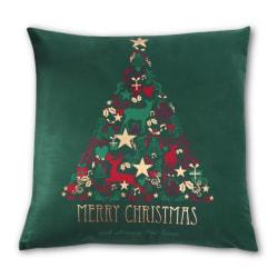Christmas Pillowcases Geometric Abstract Printed Decor No Pillow 3
