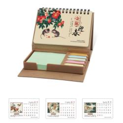 Kreativ månadskalenderväggdörrplanerare för hemkalender