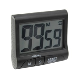 Digital Kitchen Timer Countdown Up Large Display Household