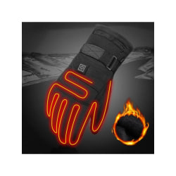 Electric Heated Gloves Winter Thermal Waterproof  No Battery