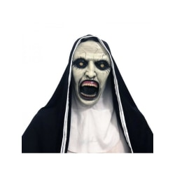Halloween Zombie  Long Hair Ghost Scary Masks B