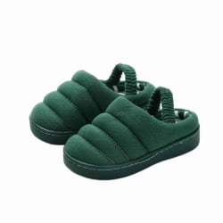 Kids Cute Caterpillar Multi-style Soft Cotton Indoor Slippers G 19.5cm