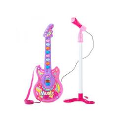 Kids Multifunctional Playing Singing Music Guitar Simulation Toy