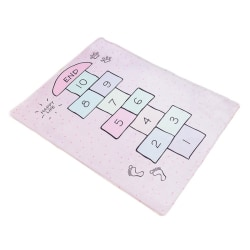 Kids Play Rug Puzzle Children's Mat Foldable B 100x160cm