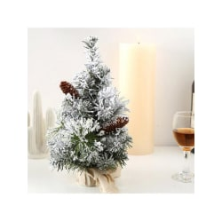 Mini Christmas Tree Artificial Table Ornaments Home Decorations as the picture 40cm