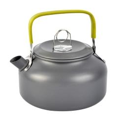 Outdoor Kettle Teapot Aluminum Portable Compact Handle