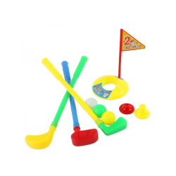 Plastic Golf  toy set  for kids Early Educational r