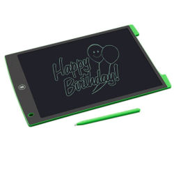 Portable LCD Writing Tablet Digital Drawing Tablet Green 8.5inch