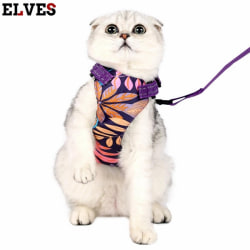 Reflective Cat Sling Traction Rope Double Disc Z M