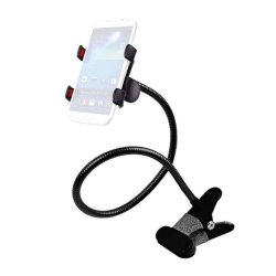 Rotating 360 degree Lazy Flexible Arm Universal Phone Holder B