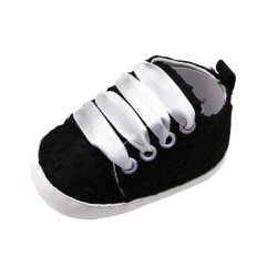 Unisex Canvas Baby Shoe with Lace Embroidery casual first walker