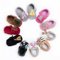 Winter Baby Soft sole indoor step shoes