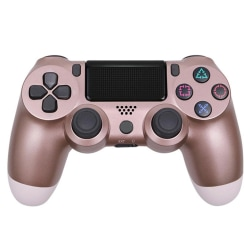 Wireless Game Controller For PS4 Dualshock Pink