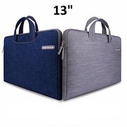 """Jean Cartinoe Datorfodral/Väska - 13"""" Blå"""