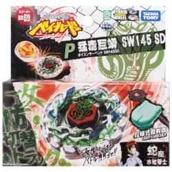 Beyblades Poison Serpent med dragare - Takara Tomy