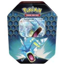 Pokemon - Hidden Fates Tin – Gyrados-GX