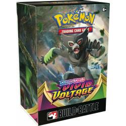 Pokemon: Vivid Voltage Build and Battle Box Sealed