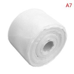 1 rulle vit glasfiberduktejp höghållfast glasfiberfiber