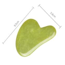 1PC Natural Guasha Facial Jade Face Body Care SPA Gua Sha Board  onesize