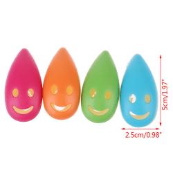 4st / mycket tandborstskydd tandborsthållare fodral sugkopp b one size