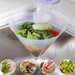 hopfällbar diskbordsfilter självstående diskbänkfilter vegeta 1