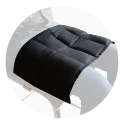 Beckasin Sensorisk Knädyna med Tyngd Grey one size
