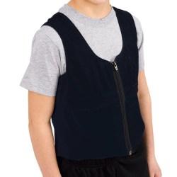 Beckasin Sensorisk Tyngdväst för barn 1-2 kg Black S