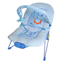 Ladida Babysitter Blue Little Star Baby Bouncer Blue one size