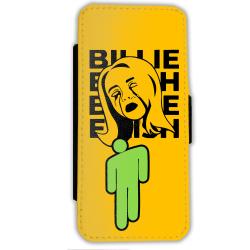 Billie Eilish iPhone 7 / 8  Plånboksfodral fodral Orange