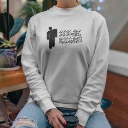 Billie Eilish sweatshirt tröja långarmad S