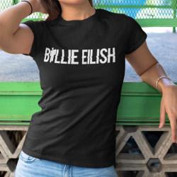 Billie Eilish t-shirt - Svart X - Large