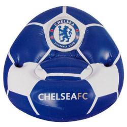 Chelsea FC Uppblåsbar fåtölj med drickhållare