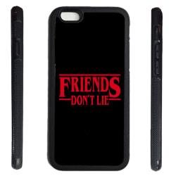 iPhone 6 6s skal Stranger things friends don't lie  gummiskal