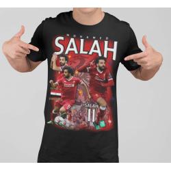 Salah - Liverpool t-shirt 140cl 9-11år