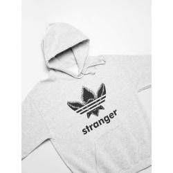 Stranger things huvtröja Sweatshirt t-shirt tröja Demogorgon Medium