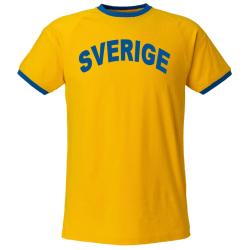 Sverige tipped T-shirt 140
