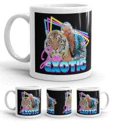 Tiger King Mugg med Joe Exotic design