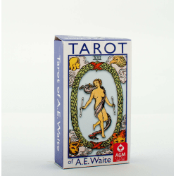 A.E. Waite Tarot Standard Blue Edition 9783038194675