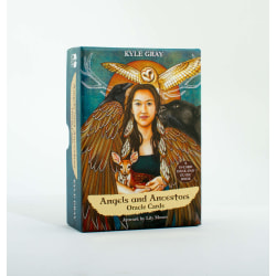 Angels and Ancestors Oracle Cards 9781788170017