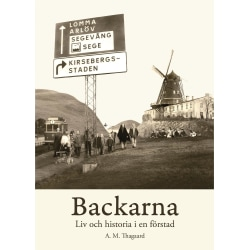 Backarna : liv och historia i en förstad 9789187875366