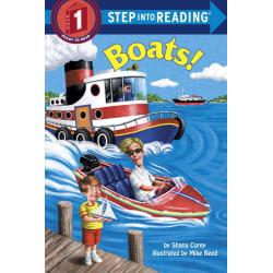 Boats! 9780375802218