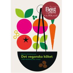 Det veganska köket – 1700 växtbaserade recept 9789163965197