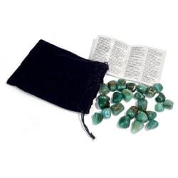 Green Aventurine Runes 9788865270172