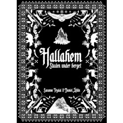Hallahem anteckningsbok 9992090101693