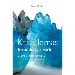 Kristallernas förunderliga värld : sten för sten 9789198385748