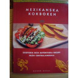 Mexikanska kokboken 9783829047975