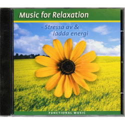 Music for Relaxation : Stressa av & ladda energi 5709027219031