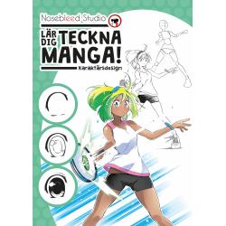 Nosebleed Studio lär dig teckna manga! 9789197960458