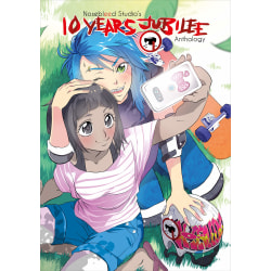 Nosebleed Studio's 10 Years Jubilee Anthology 9789197960441