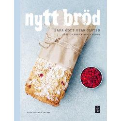 Nytt bröd : baka gott utan gluten 9789187785993